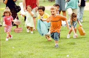 Innovation Lessons from an Easter Egg Hunt